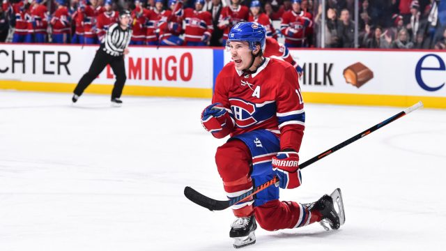 Extending Brendan Gallagher a no-brainer for the Habs