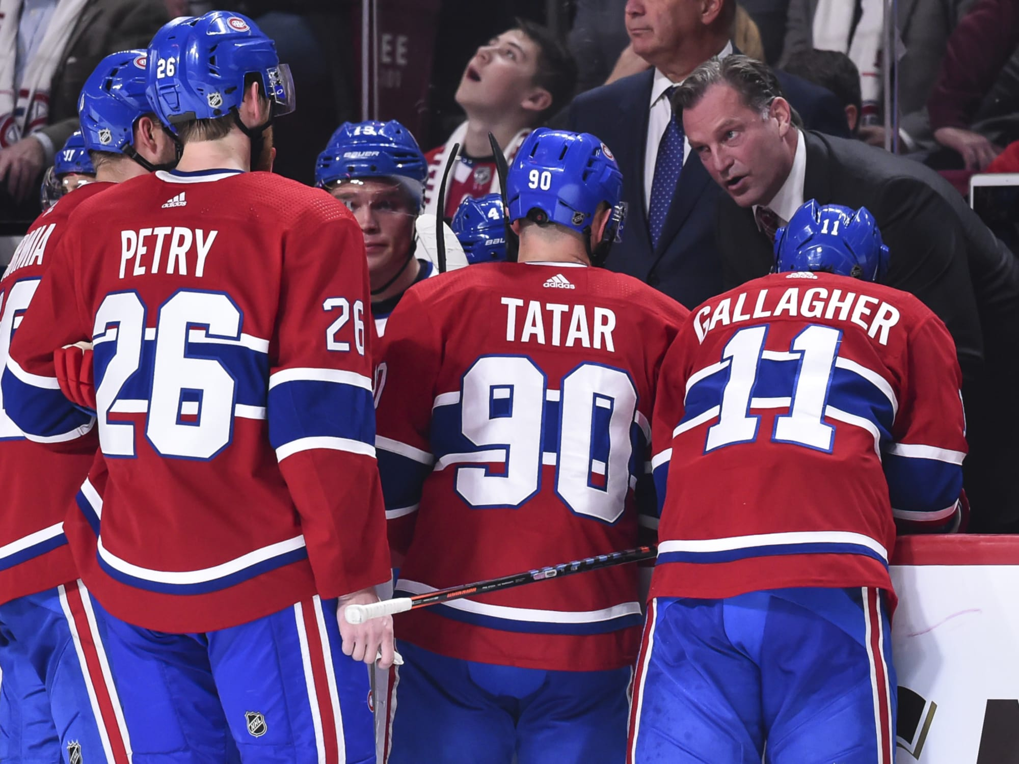 New tools add new opportunity for Canadiens' power play